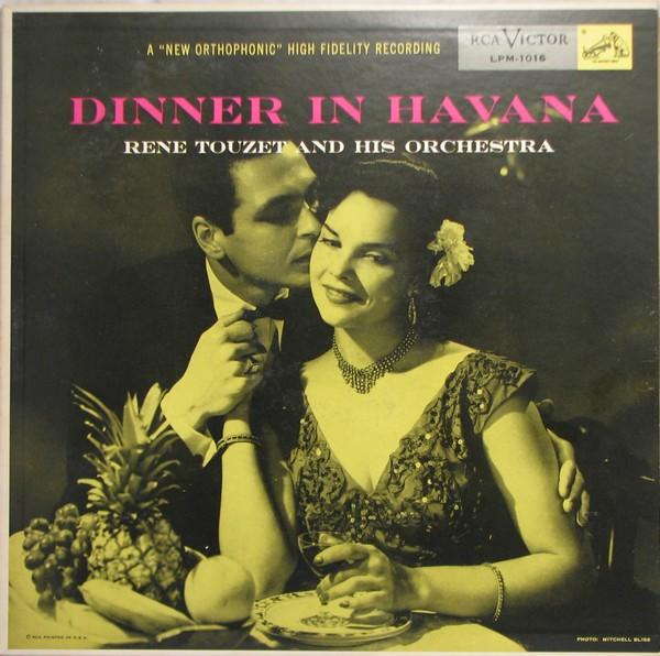 dinner in havana
