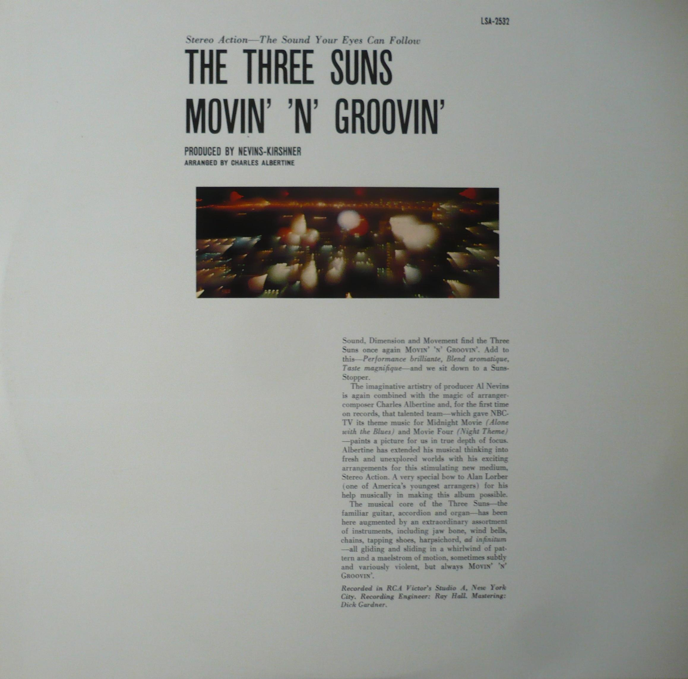Dick Schory - Movin' On