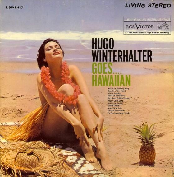 Sandra Warner Album Covers