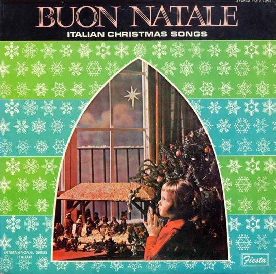 BuonNatale-ItalianChristmasSongs
