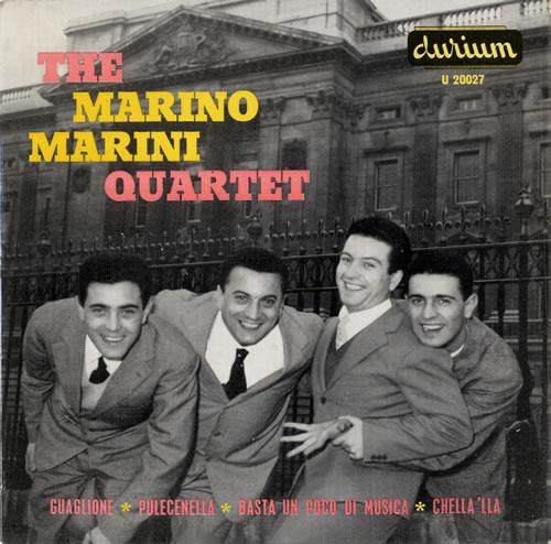 MARINO_MARINI_THE+MARINO+MARINI+QUARTET+EP-548006