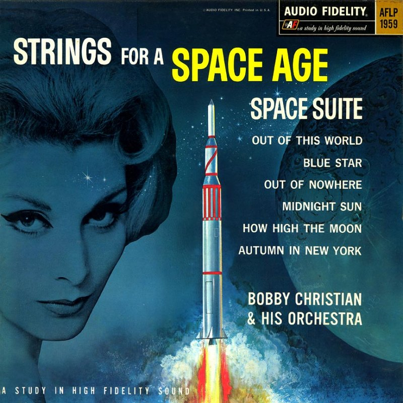 Louis And Bebe Barron - Forbidden Planet (Original MGM Soundtrack)
