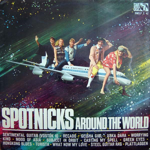 spotnicks around the world