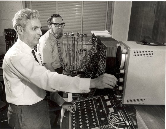bob moog & herb deutsch