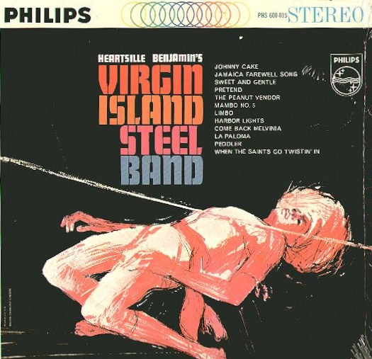 benjamin,heartsille-virgin-lp