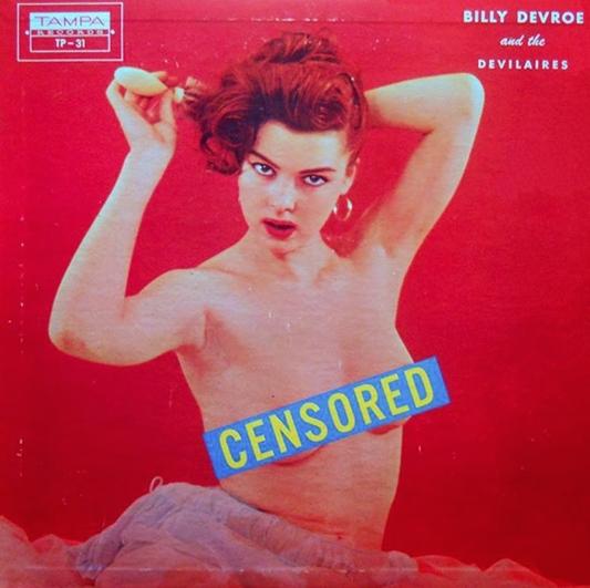 Billy Devroe & The Devilaires - Censored (3)