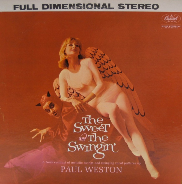 The Sweet and the Swingin' — Paul Weston
