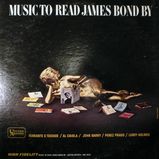 music-to-read-james-bond-by