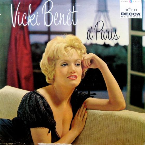 a Paris  — Vicki Benet