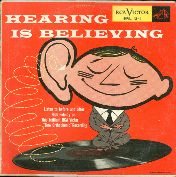 "Storage & Media Accessories Good Rca Original 7"" Company Record Sleeve Special Buy"