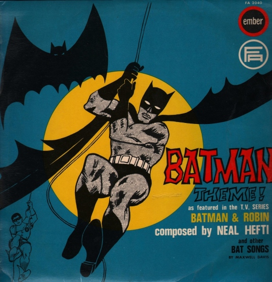 Batman And Other Supermen Musiceureka