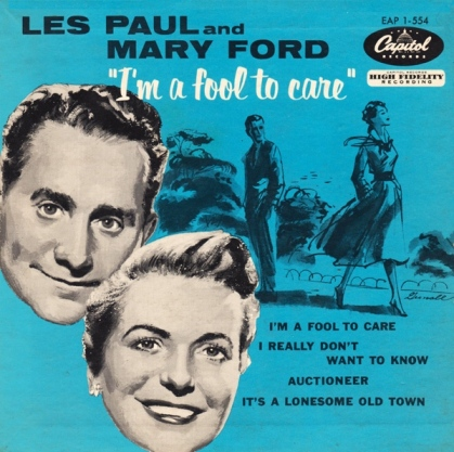 les-paul-and-mary-ford-im-a-fool-to-care-capitol-3