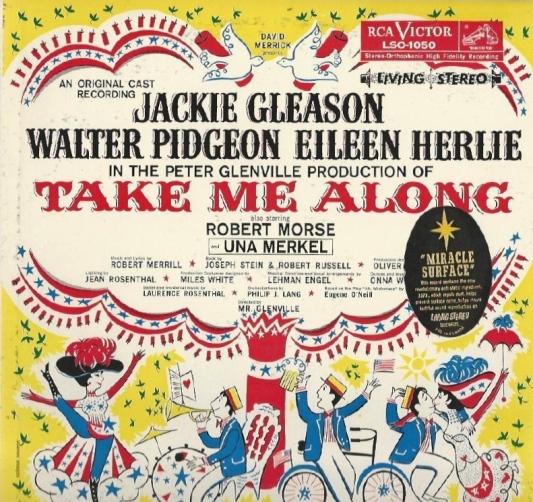 original-cast-jackie-gleason-take-me-along-lp-vg-canada-rca-lso-1050-201473105806