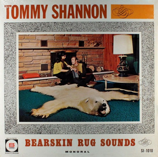Tom-Shannon-Bearskin-Rug-65-LP-Cover-MCRFB