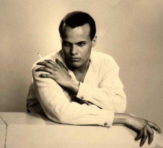 NPG x4384,Harry Belafonte,by Dorothy Wilding