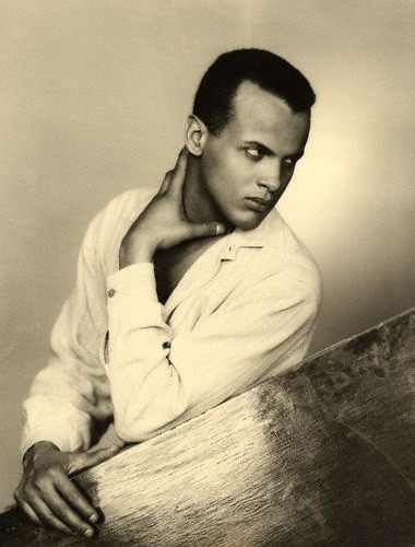 NPG x4393,Harry Belafonte,by Dorothy Wilding