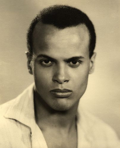 NPG x4391,Harry Belafonte,by Dorothy Wilding