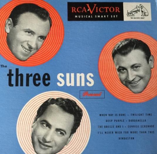 The Three Suns Musiceureka