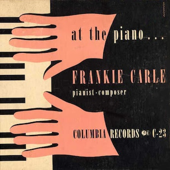 1940-At-the-Piano…Frankie-Carle-Columbia-Records-catalogue-no.-C-23-signed-Steinweiss