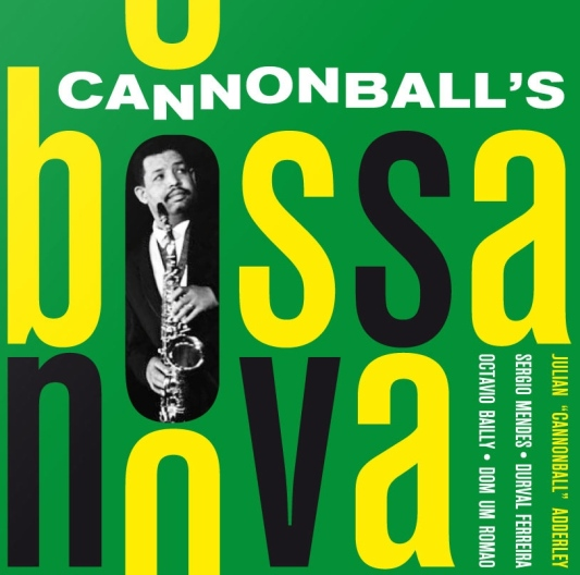 CD_Cover_Cannonaball_Bossa_Nova