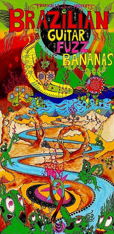 FuzzBananas-poster