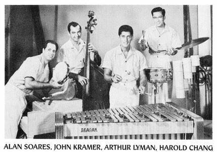 Arthur Lyman Albums Musiceureka