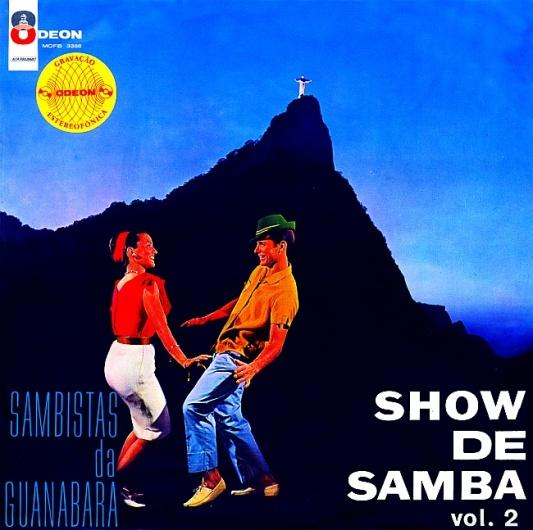 os-sambistas-da-guanabara-show-de-samba-vol-2-1964