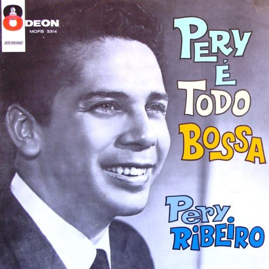 Pery Ribeiro - É todo bossa - 1963 - Capa