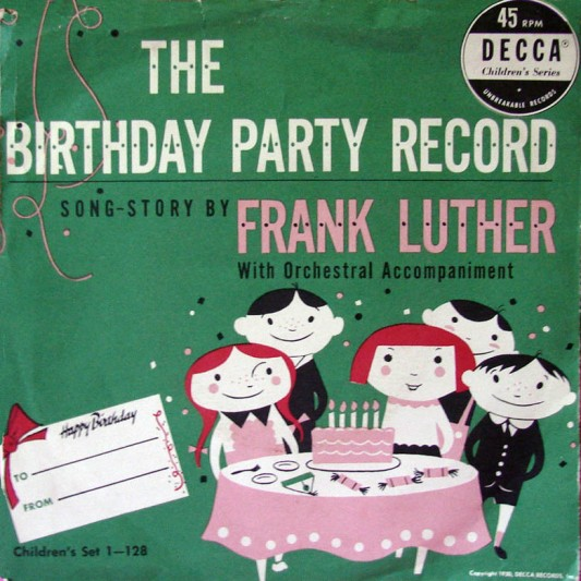 frank-luther-the-birthday-party-record-decca-childrens-series