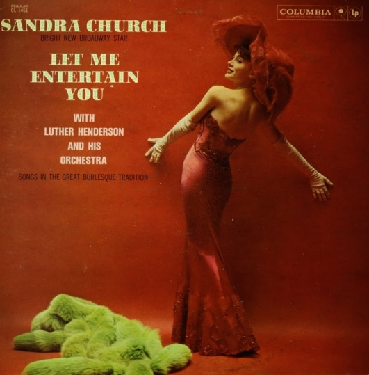 Church, Sandra - Let Me Entertain You (A)