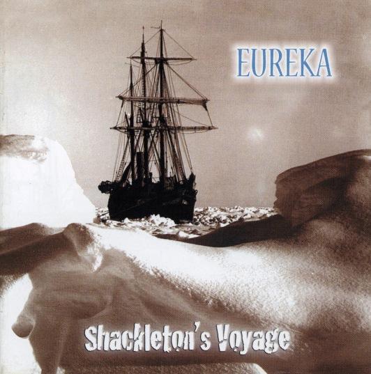 Eureka - Shackleton's Voyage - Front