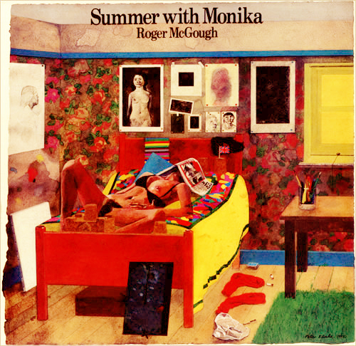 1967 Roger McGough Summer with Monika