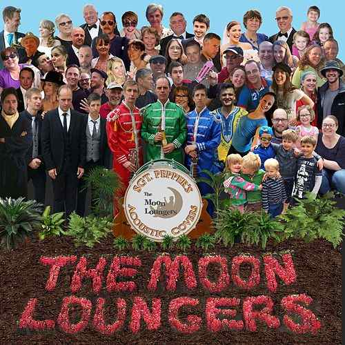 Moon Loungers - Sgt. Pepper's Acoustic Covers