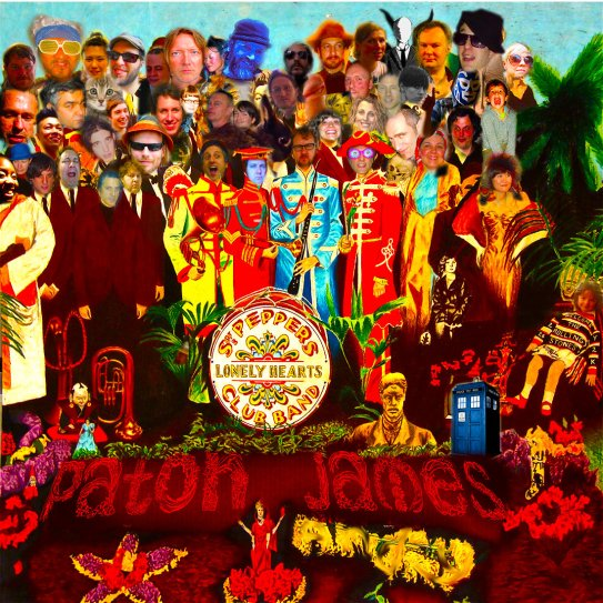 Patton Jmaes - Sgt. Pepper's Lonely Hearts Club Band