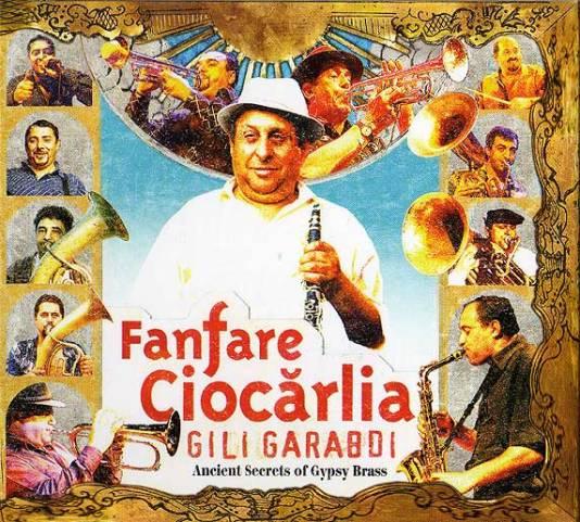 Fanfare-Ciocărlia-Gili-Garabdi-Cover