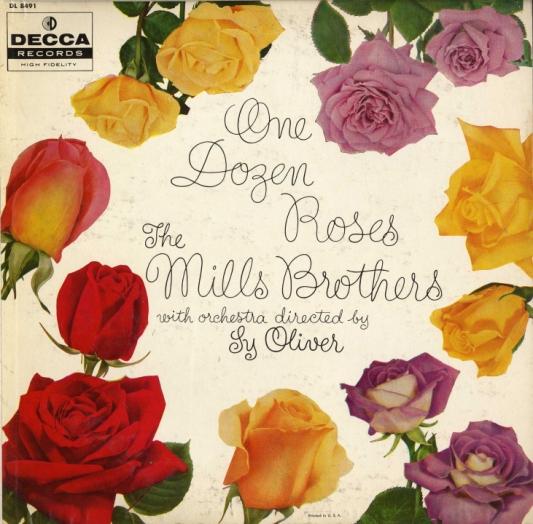 One Dozen Roses [Decca Records catalogue no. DL 8491]