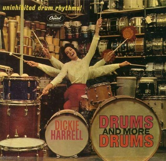 cb217918b6b6d44502b52c77dba21156--vintage-drums-bad-album