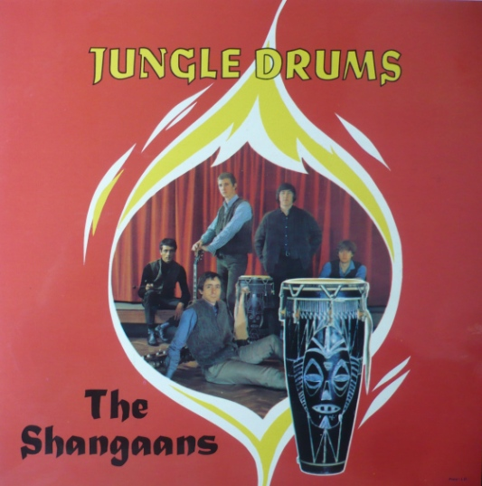 Shangaans, The - Jungle Drums