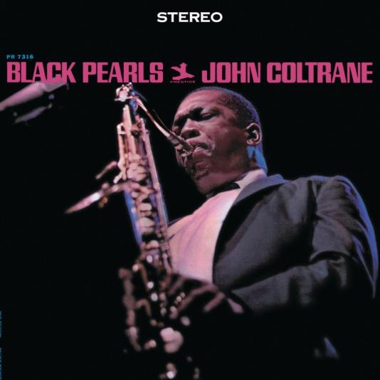 John-Coltrane-–-Black-Pearls