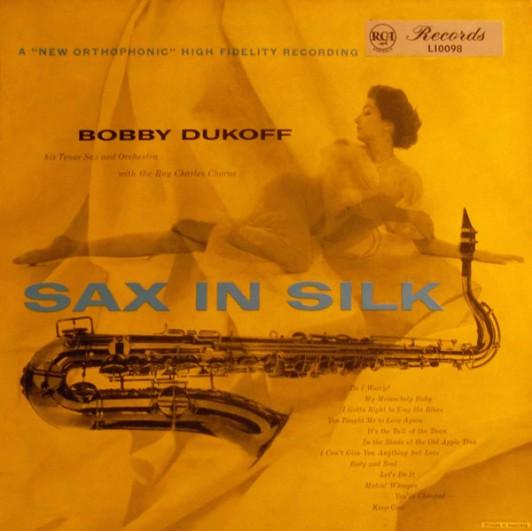 sax in silk