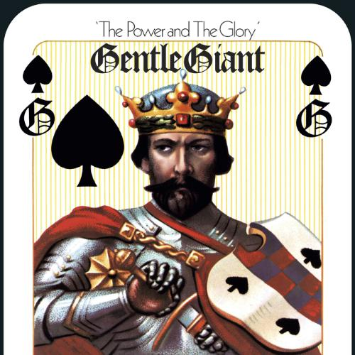 Pilato Entertainment Gentle Giant Cover