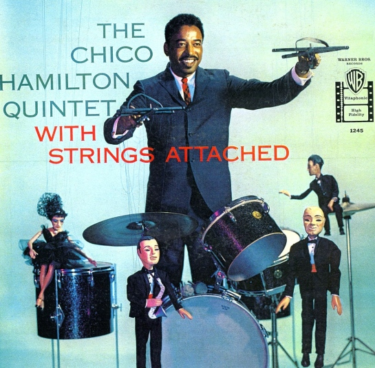 Chico Hamilton With Strings Attached 001