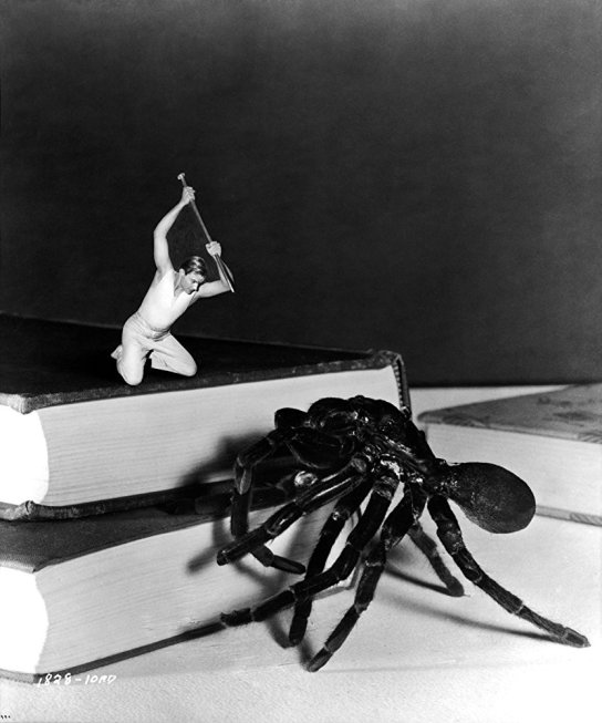 incredible shrinking man 3
