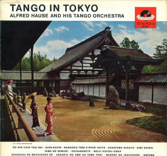 Hause Alfred - Tango in Tokyo