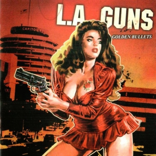 la guns golden bullets