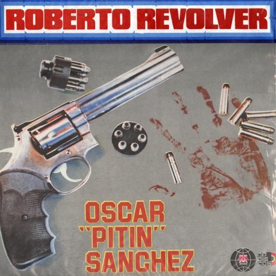 Roberto revolver - delantero