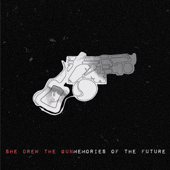 she-drew-the-gun-memories-of-the-future-album-cover