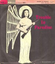 trouble-paradise-angel-gun-bad-album-covers