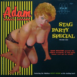 Adam Stag Party - Special #1 With Buzzy Greene