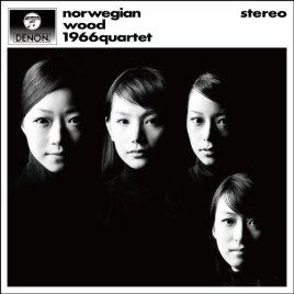 album-1966-Quartet-Norwegian-Wood-Beatles-Classic